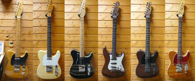 ギターのナカムラ ギャラリー